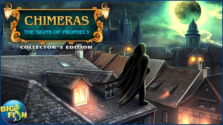 Chimeras: The Signs of Prophecy - A Hidden Object Adventure (Full) screenshot-4