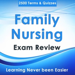 Family Nursing Exam Review : 2500 Quiz & Study Notes