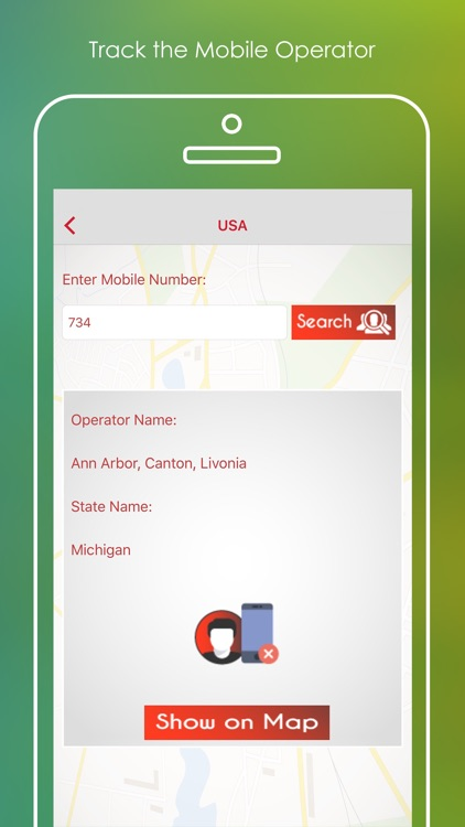 Mobile Number Location Finder with Cell Tracker function screenshot-2