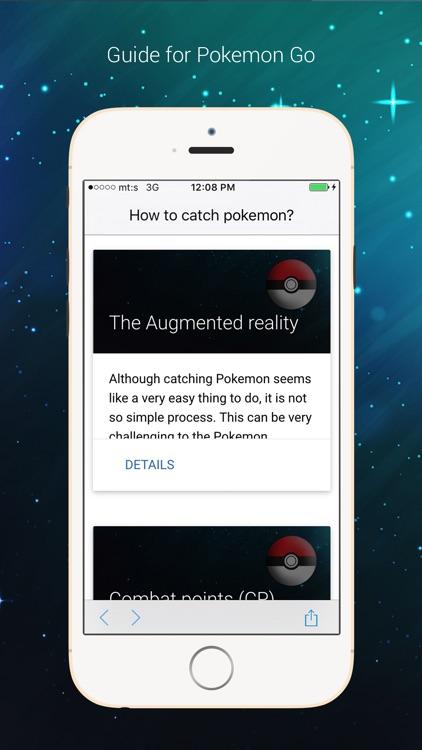 Guide for Pokemon Go - Free