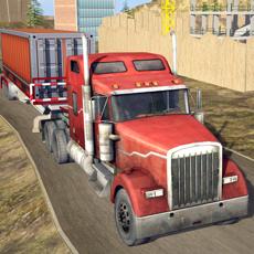 Activities of Multilevel Cargo Truck Impossible Parking Simulator
