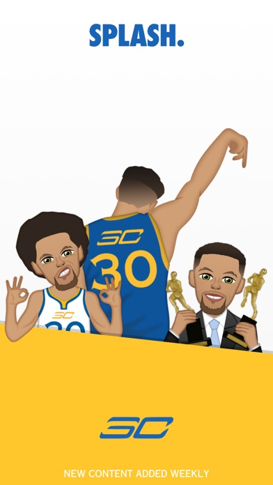 StephMoji by Steph Curryのおすすめ画像3