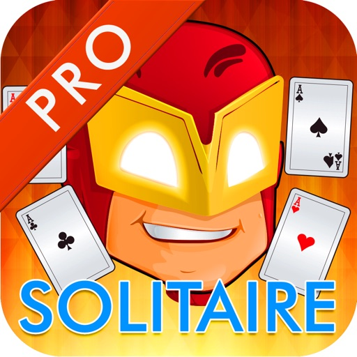 Be a Super-Hero Solitaire Power Adventure New FX Lite Pro