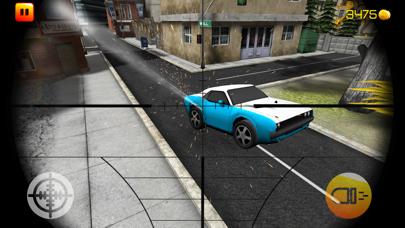 Elite Sniper - Illegal Drift Race Sharp Shooter Simulator 2016 screenshot four