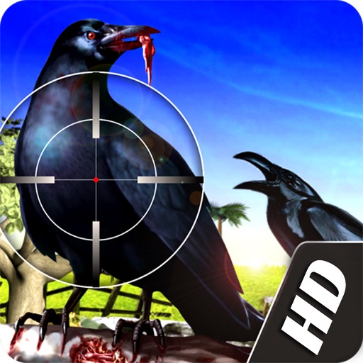 Crow Hunter in Jungle icon