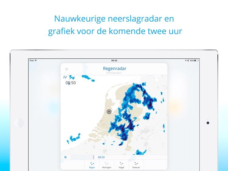 Weeronline voor iPad screenshot-3