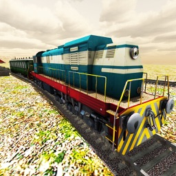 Locomotive Engine Simulator - Realistic Railroad Steam Train Driving Simulation Game