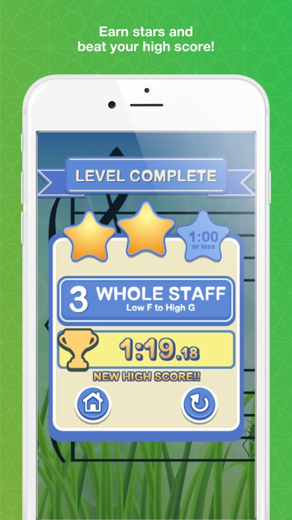 Note Rush: Learn Music Sight Reading + Piano Notes screenshot-4