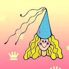Activities of Kids Coloring Princess