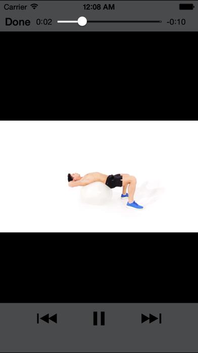 腹肌8分钟:腹肌撕裂者教您锻炼腹肌,消除腰腹赘肉 拥有完美身材のおすすめ画像3