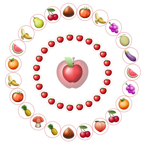 Counting Red Apples