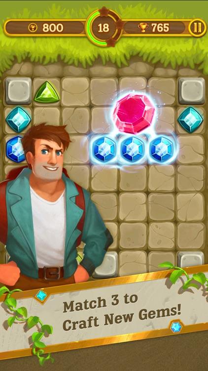 Gemcrafter: Puzzle Journey screenshot-0