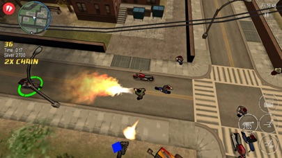 Screenshot for Grand Theft Auto: Chinatown Wars in United Kingdom App Store