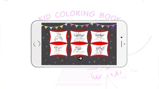 Libri Da Colorare Fate Disegni Da Colorare E Giochi Didattici Per