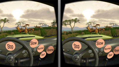 VR Safari Ride screenshot three