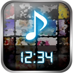 Artwork Clock for iTunes