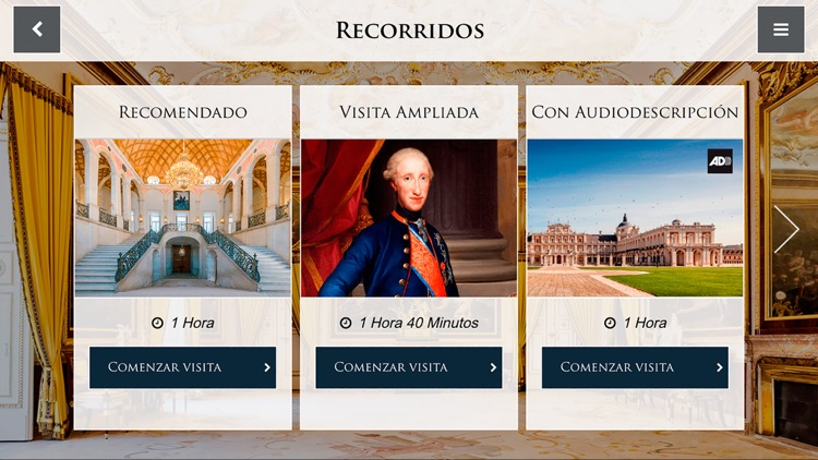 Palacio Real de Aranjuez screenshot-1