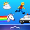 5-in-1 Emoji Widget Games - GameMoji