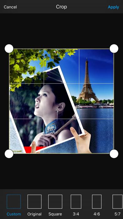 Photo Frame & Photo Editor screenshot four