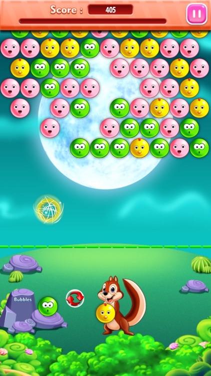 Bubble Pop Rescue Matching Ball Hero Games screenshot-3