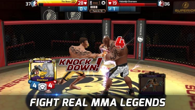 MMA Federation - The Fighting Game screenshot-3