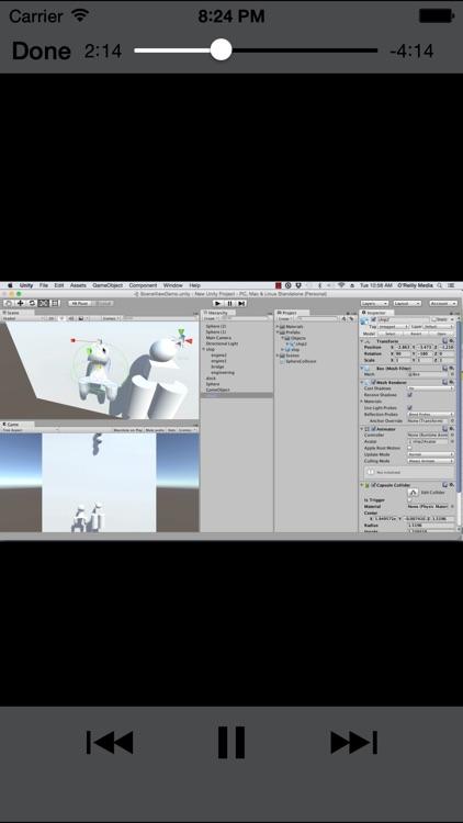 LearnForUnity5 screenshot-3