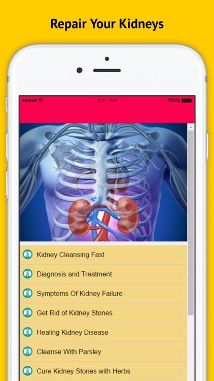 Repair Your Kidneys Naturally screenshot-3