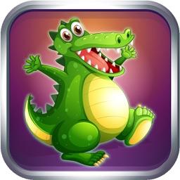 Crock Splash - Make Crocodile Pong Splash To The Other Side