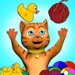 Cat Story with Leo's Fun Toys