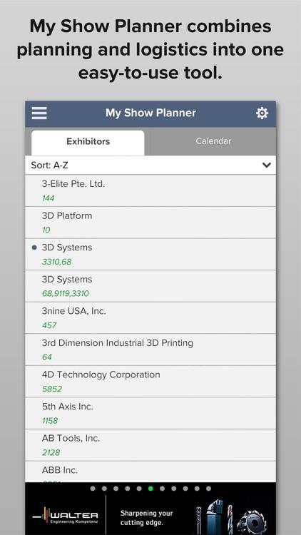 IMTS 2016 screenshot-3