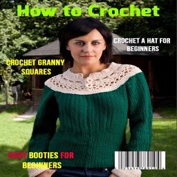 Learn Crocheting - Digital Magazine