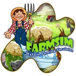FarmSim MyFarm Farming Simulator
