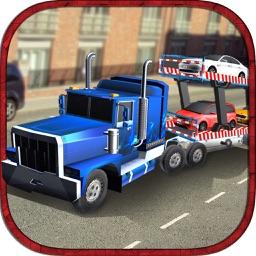 Car Transporter Truck 3D Simulator