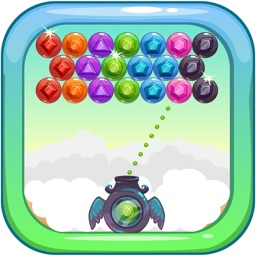 Bubble Land Pirates Deluxe: New Puzzle Free Game Shooter Pro