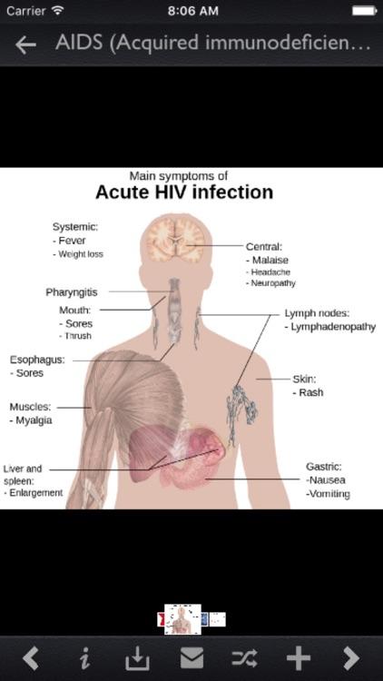 Infectious Diseases Database screenshot-4