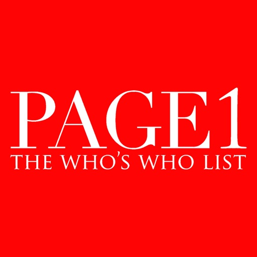 PAGE1 India Designer Lists
