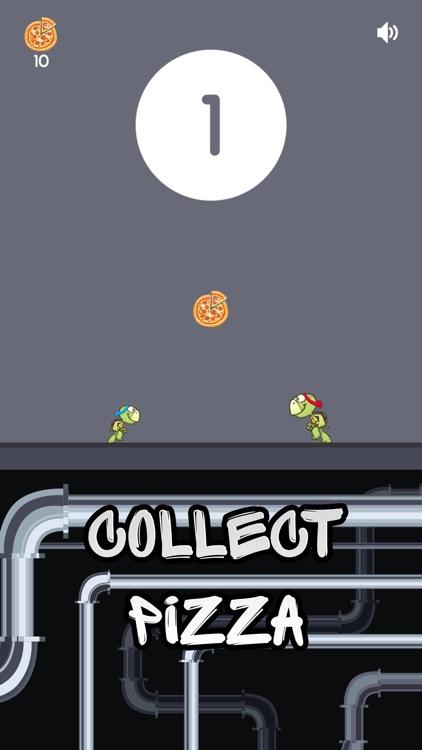 Mutant Turtles - Pizza Raid screenshot-4