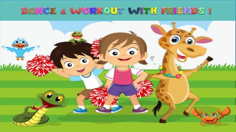 Kids Exercise-Animal Workout