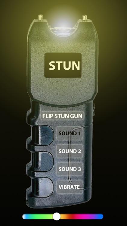 Electric Stun Gun Simulator Fun App