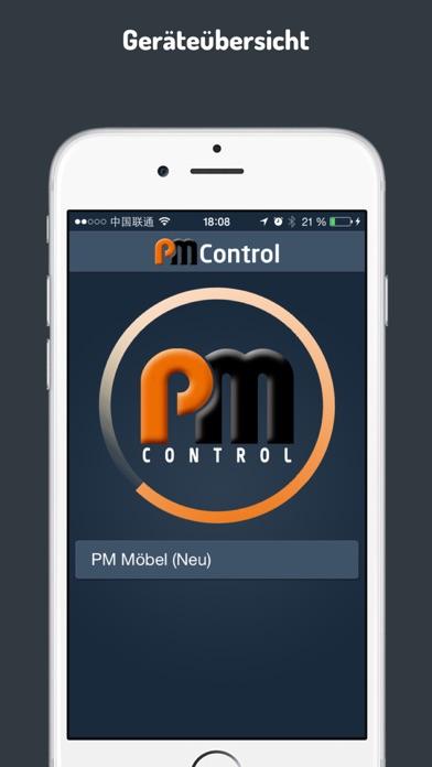 PM ControlScreenshot von 1