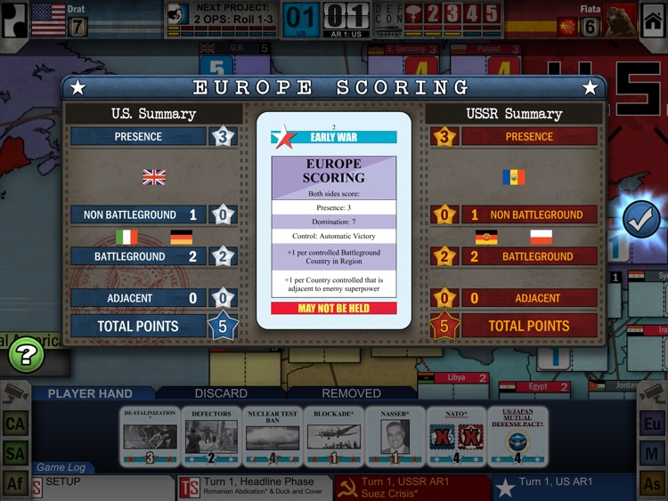 Twilight Struggle screenshot-4