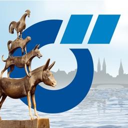 Bremen-App von Das Örtliche – Der mobile Reise- und Freizeitführer für die Stadt an der Weser