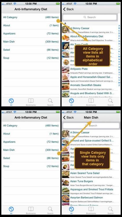 Anti-Inflammatory Diet Recipe Plus+ screenshot-4