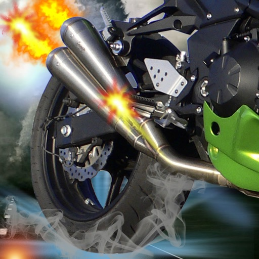 Mad Super Motorcycle - Awesome  Racing Game