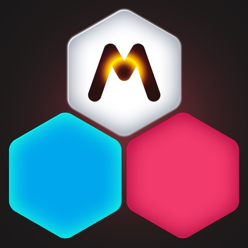 Hexagon Merge - Classic Blocks Bricks Jewel Fit Puzzle 10/10 Merged Game