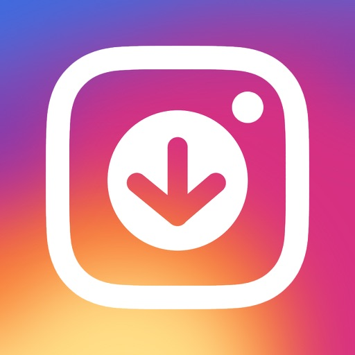 InstaSave for Instagram - Download & Repost your own Videos & Photos for Free app logo