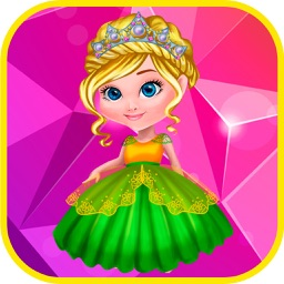 Cute Baby Dress Up Girls Game