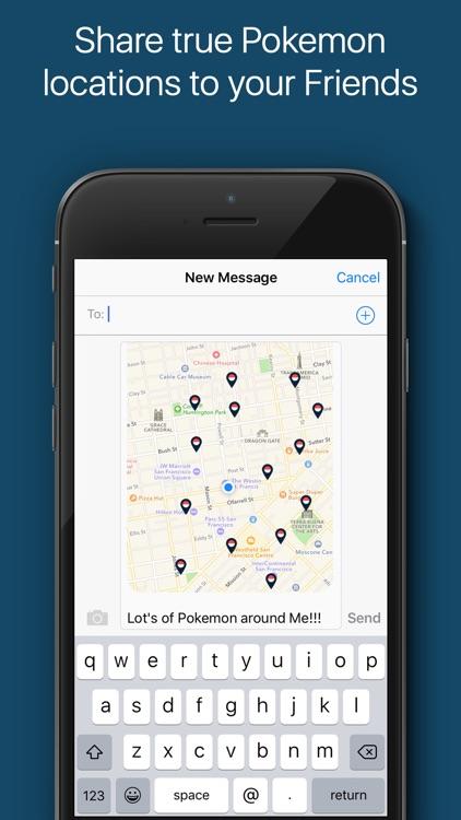 Poke.holic - Poke Pro Location Map Radar For Pokemon Go