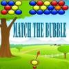Match The Bubble - Orange Bubbles