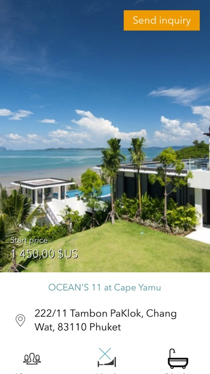 Heaven - Luxury holiday rental villas in Phuket and Koh Samui - Thailand